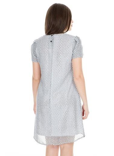 Fashion Friends Elbise Beyaz